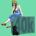 40,000 Page Views!