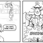 World of Warcraft Comic #1