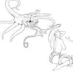 Mallidrid Lasher Scorpions
