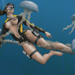 Lara and the Jellyfish