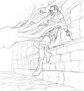 Lara Pressed Part 1
